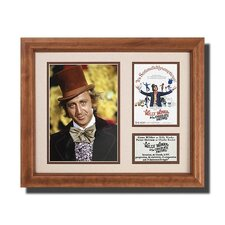 'Willy Wonka' Movie Memorabilia