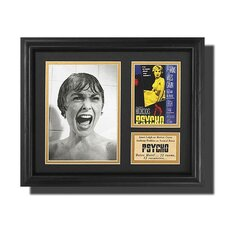 <strong>Legendary Art</strong> 'Psycho' Movie Memorabilia