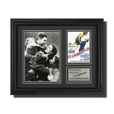 'It's A Wonderful Life' Movie Framed Memorabilia