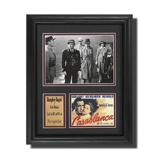 <strong>Legendary Art</strong> 'Casablanca' Movie Memorabilia