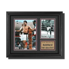 'Muhammad Ali' Movie Memorabilia