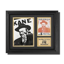 'Citizen Kane' Movie Memorabilia