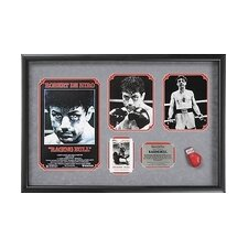 <strong>Legendary Art</strong> 'Raging Bull' Movie Memorabilia