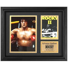 'Rocky' Movie Framed Memorabilia