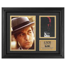 Wide 'Godfather' Movie Framed Memorabilia