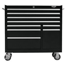 "41"" Wide 9 Drawer Bottom Cabinet"