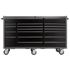"Armor Series 72"" Wide 18 Drawer Bottom Cabinet"