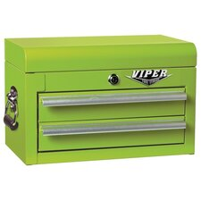 "<strong>Viper Tool Storage</strong> 18"" 2 Drawer Mini Chest"