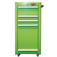 "<strong>Viper Tool Storage</strong> 16"" 4 Drawer Tool/Salon Cart"