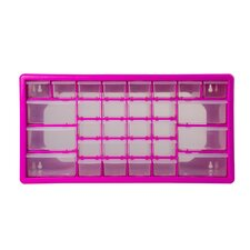 "19.75"" Wide 30 Compartment Parts Organizer"