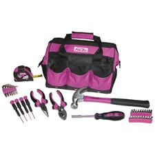 "Multi-Purpose Tool Set with 12"" Tool Bag"