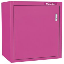 <strong>The Original Pink Box</strong> Wall Mount Storage Cabinet