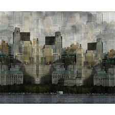 Architecture Hidden City by Jordan Carlyle Graphic Art