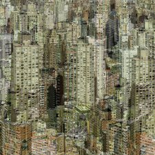 Architecture Urban Forest by Jordan Carlyle Graphic Art