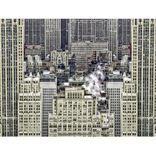 Architecture Inception by Jordan Carlyle Photographic Print