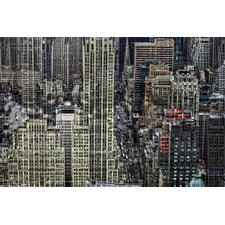 Architecture Inception No.2 by Jordan Carlyle Graphic Art