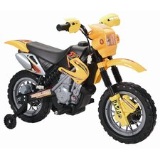 Dirt Bike 6V Battery Powered Motorcycle