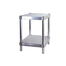Equipment Stand 2 Shelf Shelving Unit Starter
