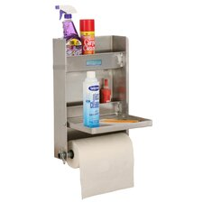 Single Cabinet 2 Shelf Organizer