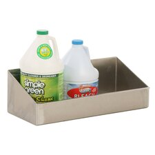 Four Capacity Gallon Storage Shelf