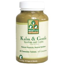 EcoPure Naturals Kalm and Gentle Supplement (60 ct.)