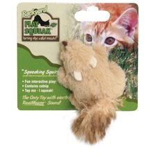 <strong>Play-N-Squeak</strong> Play-N-Squeak Backyard Squirrel Cat Toy