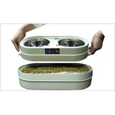 <strong>Raised Feeders</strong> Signature Series Pet Feeder