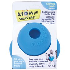 Interactive Food Delivery Toy - Atomic Treat Ball