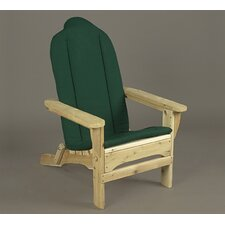 Adirondack Seat and Back Cushion Set