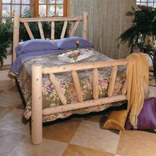 Sunburst Frame Slat Bed