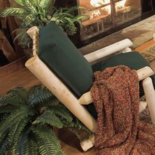 <strong>Rustic Natural Cedar Furniture</strong> Living Room Frame Chair