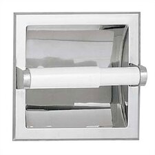 Zamak Recessed Toilet Paper Dispenser