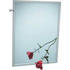 Adjustable Tilt Inter-Lok Wall Mirror