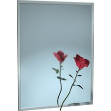 Chan-Lok Angle Frame Wall Mirror