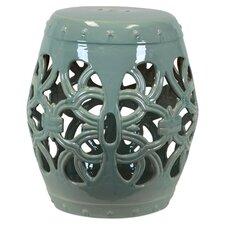 Ceramic Garden Stool II