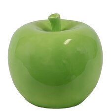 Ceramic Apple Statue