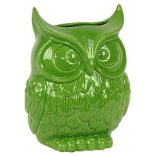 Home and Garden Accents Owl Figurine