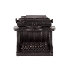 Resin Typewriter