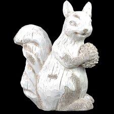 Fiberstone Squirrel Figurine
