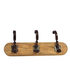 Small Wooden Wall Hook