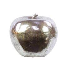 Fiberstone Apple Figurine