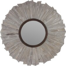 Home and Garden Accents  Wall Mirror
