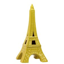 <strong>Urban Trends</strong> Ceramic Eiffel Tower Statue