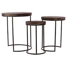 3-Piece Nesting Tables
