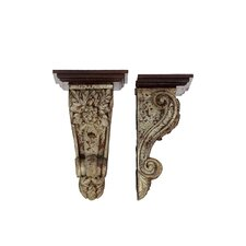 Resin Corbel (Set of 2)