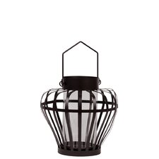 <strong>Urban Trends</strong> Metal Lantern