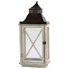 Wooden/Metal Lantern