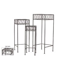 Metal Table Set of Three (Set of 3)