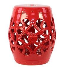 Ceramic Garden Stool III