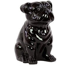 Home and Garden Accents Sitting Dog Figurine